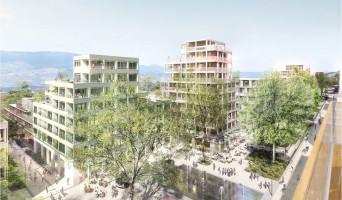 Ambilly programme immobilier neuve « Archipel » en Loi Pinel  (2)