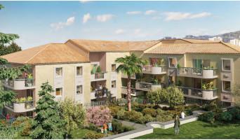 Toulon programme immobilier neuve « Allegria » en Loi Pinel