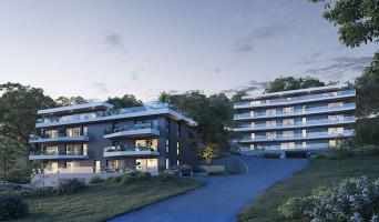 Évian-les-Bains programme immobilier neuve « Premières Loges » en Loi Pinel