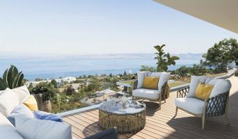 Évian-les-Bains programme immobilier neuve « Premières Loges » en Loi Pinel  (2)