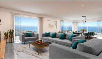 Évian-les-Bains programme immobilier neuve « Premières Loges » en Loi Pinel  (3)
