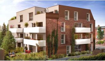 Hem programme immobilier neuve « Le 133 »