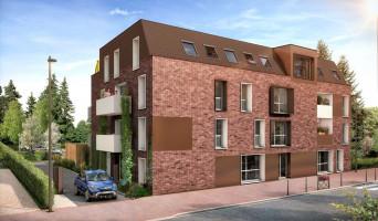 Hem programme immobilier neuve « Le 133 »  (2)