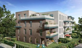 Seclin programme immobilier neuve « Nouvel'R » en Loi Pinel  (2)