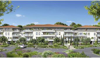 Grasse programme immobilier neuve « Le Parc » en Loi Pinel  (3)