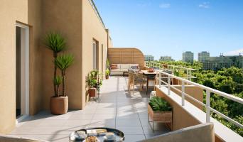 La Seyne-sur-Mer programme immobilier neuve « Programme immobilier n°218566 » en Loi Pinel  (2)