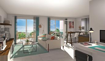 Douai programme immobilier neuve « Résidence Costes et Bellonte » en Loi Pinel  (2)