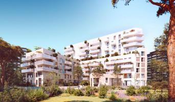 Bordeaux programme immobilier neuf « Bordocima » en Loi Pinel