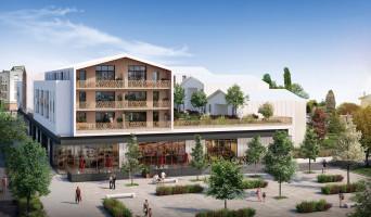 Villepinte programme immobilier neuve « Eden Green » en Loi Pinel