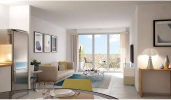 Villepinte programme immobilier neuve « Eden Green » en Loi Pinel  (2)