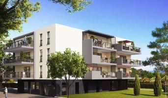 Saint-Raphaël programme immobilier rénové « Jardin Aurélien » en loi pinel