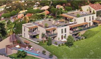 Roquebrune-sur-Argens programme immobilier neuve « Cap Turquoise »