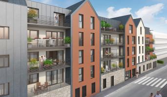 Chartres programme immobilier rénové « Carré Gabriel »
