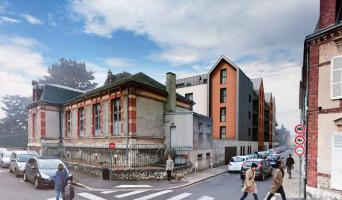 Chartres programme immobilier neuve « Carré Gabriel »  (3)