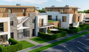La Baule-Escoublac programme immobilier rénové « Les Jardins d'Escoublac » en loi pinel