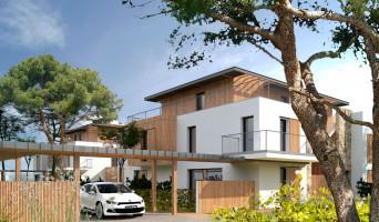 La Baule-Escoublac programme immobilier neuve « Les Jardins d'Escoublac » en Loi Pinel  (3)