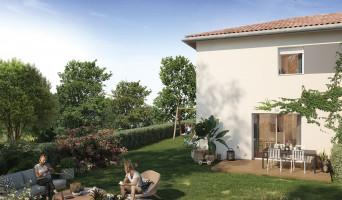 Sainte-Eulalie programme immobilier neuve « Vista Vinia »  (2)