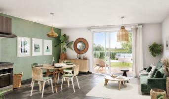 Sainte-Eulalie programme immobilier neuve « Vista Vinia »  (3)