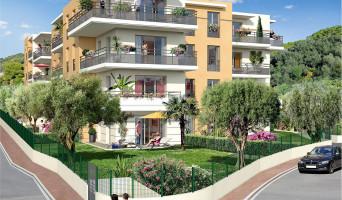 Nice programme immobilier neuve « Villa Flora » en Loi Pinel  (2)
