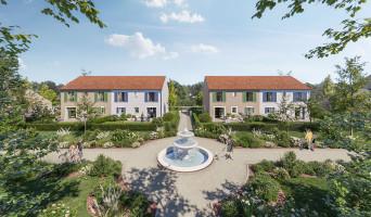 Parmain programme immobilier neuve « Le Hameau des Impressionnistes »