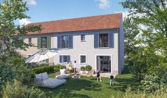 Parmain programme immobilier neuve « Le Hameau des Impressionnistes »  (2)