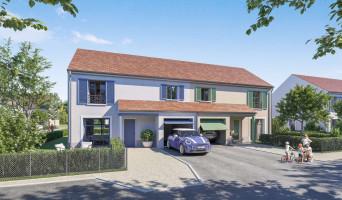 Parmain programme immobilier neuve « Le Hameau des Impressionnistes »  (3)