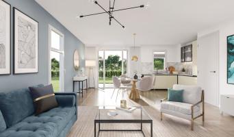 Parmain programme immobilier neuve « Le Hameau des Impressionnistes »  (4)