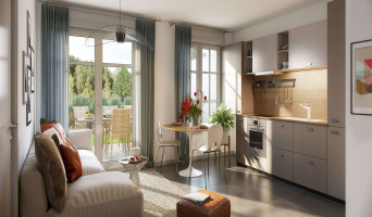 Parmain programme immobilier neuve « Le Hameau des Impressionnistes »  (5)