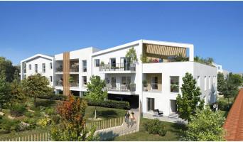 Arles programme immobilier neuve « Le Vergers des Arts » en Loi Pinel