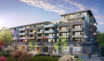 Moirans programme immobilier neuve « Le Gallica » en Loi Pinel