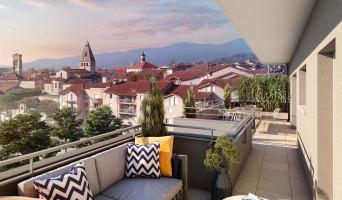 Moirans programme immobilier neuve « Le Gallica » en Loi Pinel  (2)