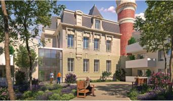 Andrézieux-Bouthéon programme immobilier rénové « Les Demeures du Forez »
