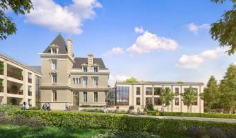 Andrézieux-Bouthéon programme immobilier neuve « Les Demeures du Forez »  (2)