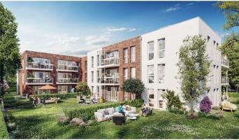 Nieppe programme immobilier neuve « Le Clos du Chêne » en Loi Pinel