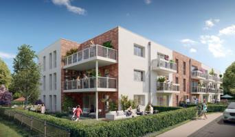 Nieppe programme immobilier neuve « Le Clos du Chêne » en Loi Pinel  (2)