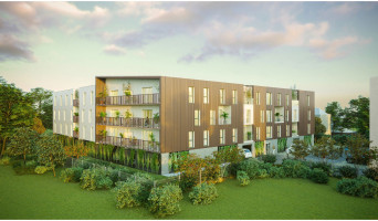 Saran programme immobilier neuve « You Green » en Loi Pinel  (2)