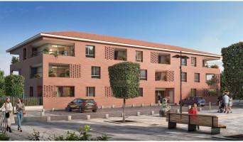 Eaunes programme immobilier rénové « Le Rialto » en loi pinel