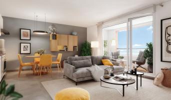 Eaunes programme immobilier neuve « Le Rialto » en Loi Pinel  (2)