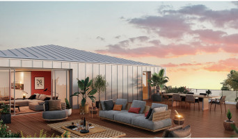 Toulouse programme immobilier rénové « Parc du Vallon » en loi pinel