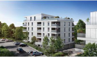 Toulouse programme immobilier neuve « Parc du Vallon »  (2)