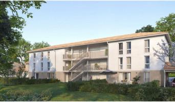 Belin-Béliet programme immobilier neuve « Cimea »