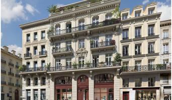 Bordeaux programme immobilier à rénover « 1883 » en Loi Malraux