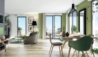 Moissy-Cramayel programme immobilier neuve « Arboréa »  (2)