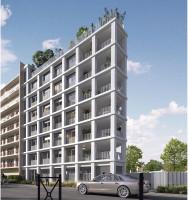Bordeaux programme immobilier neuve « Skyline » en Loi Pinel  (2)