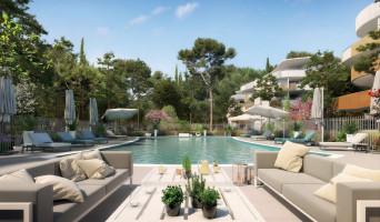 Sérignan programme immobilier rénové « Le Parc des Cyclades - Tr 3 » en loi pinel