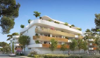 Sérignan programme immobilier neuve « Le Parc des Cyclades - Tr 3 » en Loi Pinel  (2)