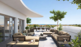 Sérignan programme immobilier neuve « Le Parc des Cyclades - Tr 3 » en Loi Pinel  (3)