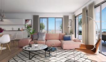 Sérignan programme immobilier neuve « Le Parc des Cyclades - Tr 3 » en Loi Pinel  (4)