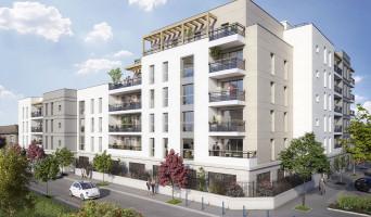 Drancy programme immobilier neuve « Elégancia »