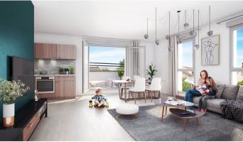 Drancy programme immobilier neuve « Elégancia »  (3)